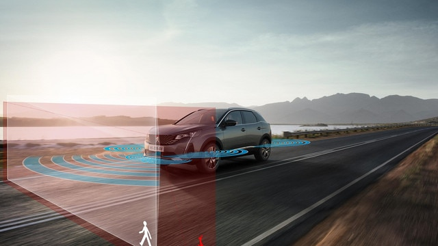 Nieuwe Peugeot 3008 SUV – Rijhulpsystemen van de nieuwste generatieo'