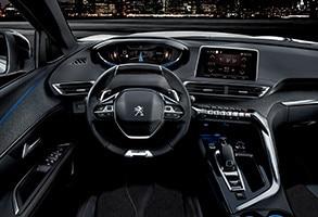 Peugeot 3008 SUV GT-Line - interieur