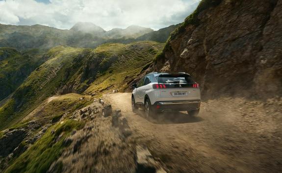 Nieuwe Peugeot 3008 SUV –  ook als 4 wheel drive