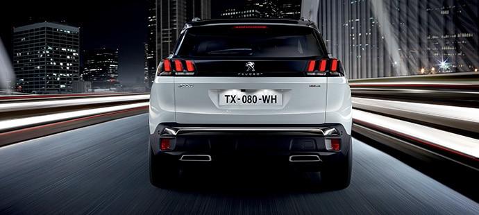 Peugeot 3008 SUV GT-Line - milieuvriendelijke technologie