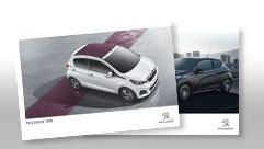 Peugeot - Instructieboekjes