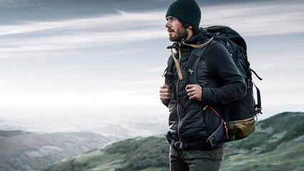 PEUGEOT RIFTER 4X4 CONCEPT – Man in de bergen