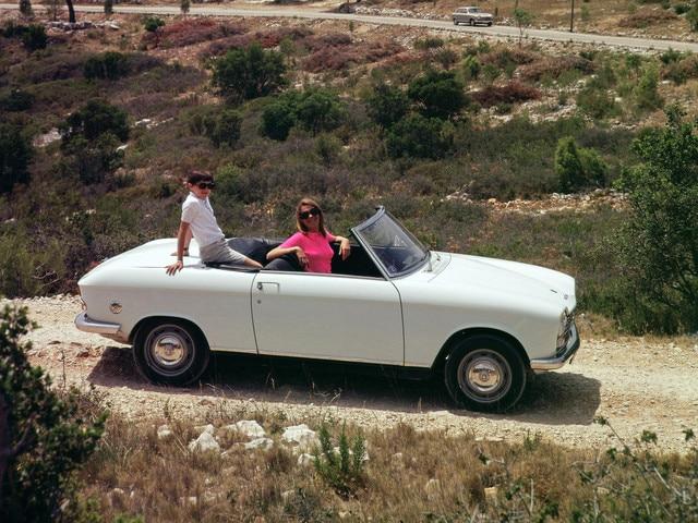 Peugeot - Historie - 1967 - kleinste dieselmotor ter wereld