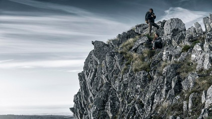 PEUGEOT RIFTER 4X4 CONCEPT – Bergwandeling