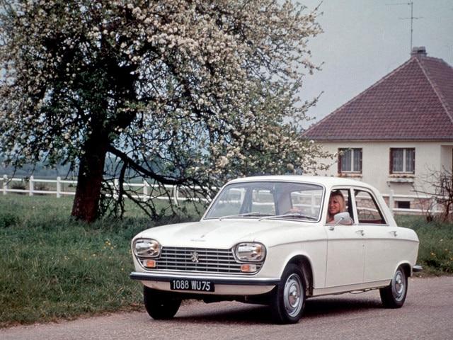 Peugeot - Historie - 1965 - Peugeot 204