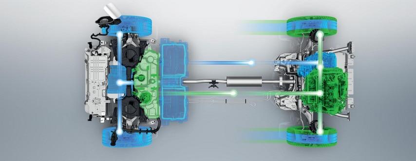 Nieuwe Peugeot 3008 SUV HYbrid -  Lithium-ion batterij