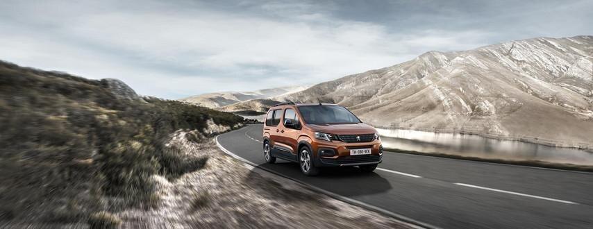 Peugeot Rifter rijgedrag, speciaal afgestemde wielophanging
