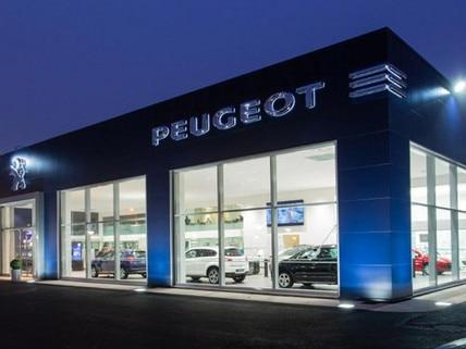 Zoek een Peugeot-vestiging met werkplaats