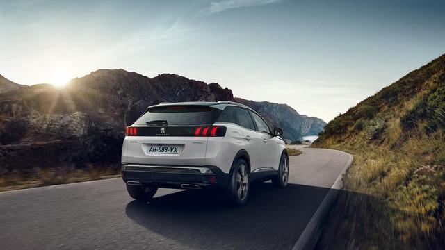 Nieuwe Peugeot 3008 SUV HYbrid -  Regeneratief remmen
