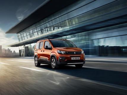 Peugeot Rifter – karakteristiek en dynamisch design