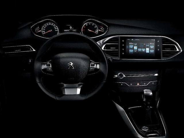 Peugeot 308 R Concept -  de Peugeot i-Cockpit