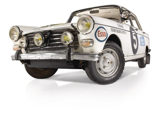 Peugeot - Historie - 1963 - Peugeot 404