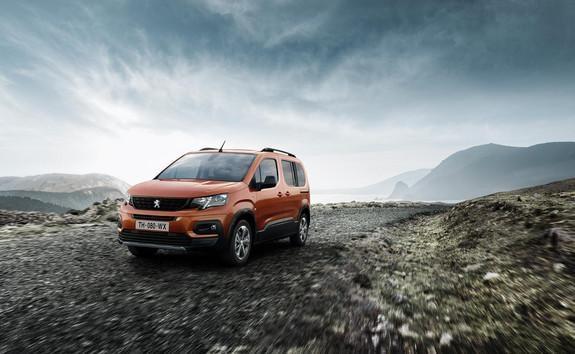Peugeot Rifter – Grip Control