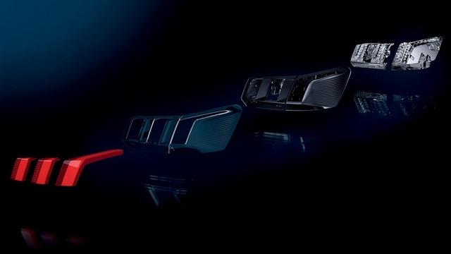 Peugeot 3008 SUV GT - LED 3D-achterlichten