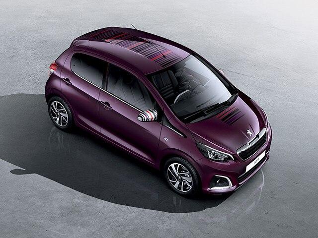 Peugeot 108 - personalisatie