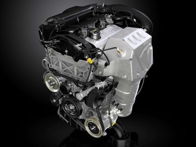 Peugeot 308 R Concept - 1.6 THP turbobenzinemotor