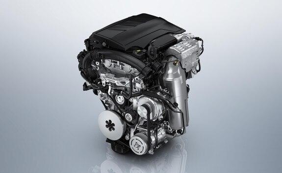 Nieuwe PEUGEOT 2008 SUV: efficiënte Euro 6 PureTech-benzinemotoren