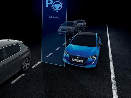 Nieuwe Peugeot 208 - PEUGEOT Full Park Assist