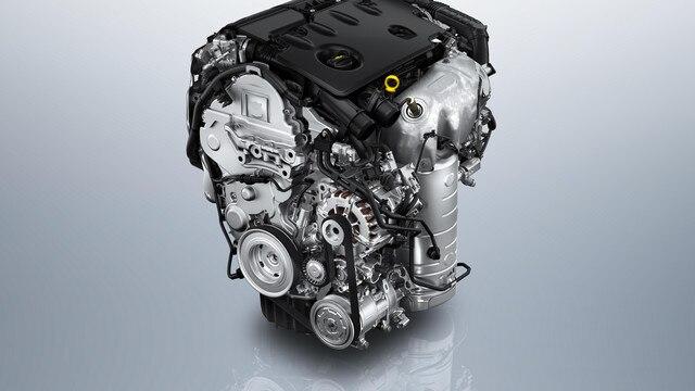 Nieuwe PEUGEOT 2008 SUV: efficiënte Euro 6 BlueHDi-dieselmotoren