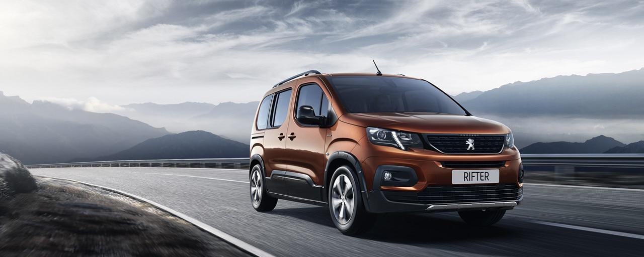 Peugeot Rifter – de robuuste en elegante MPV