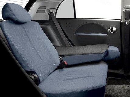 Peugeot iOn - rijcomfort