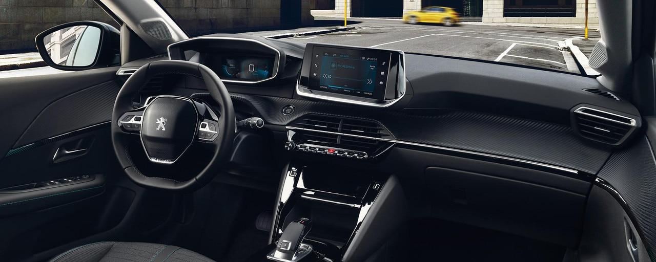 Nieuwe Peugeot 208 - de nieuwe PEUGEOT i-Cockpit® 3D