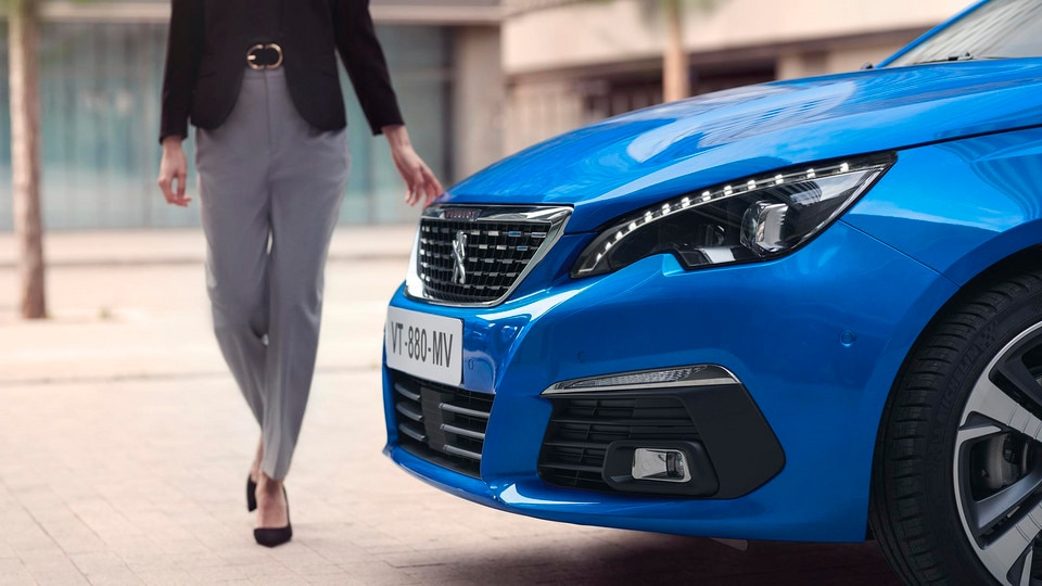 PEUGEOT 308 SW: full LED-koplampen
