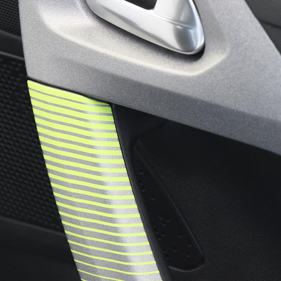 De compacte Peugeot 208 5-deurs - Pack Lime Yellow