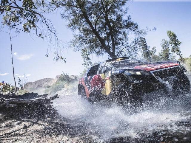 Peugeot - Historie - 2016 - Peugeot 2008 DKR