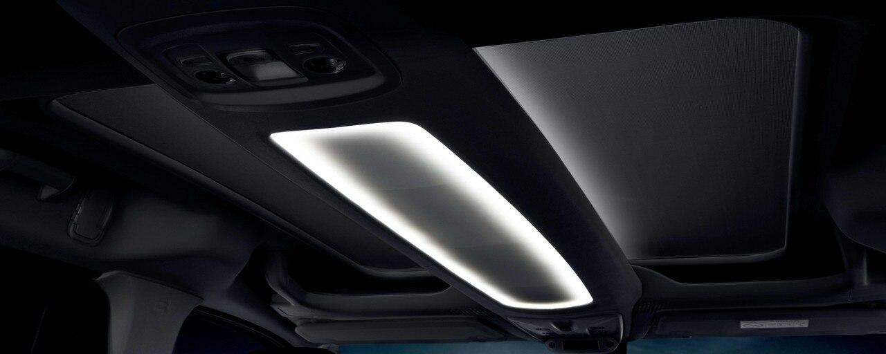 Nieuwe PEUGEOT Rifter –Nieuw Zénith®-dak met led-verlichting