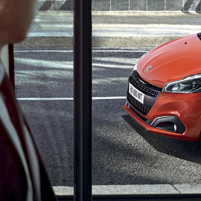 De compacte Peugeot 208 5-deurs