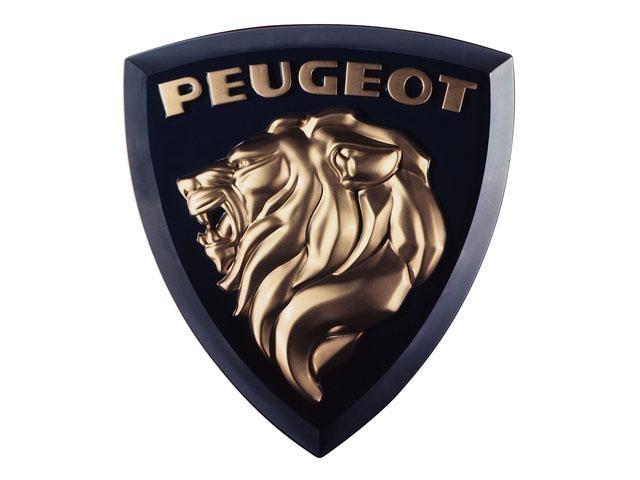 Peugeot - Historie - 1960 - grille - Beeldmerk