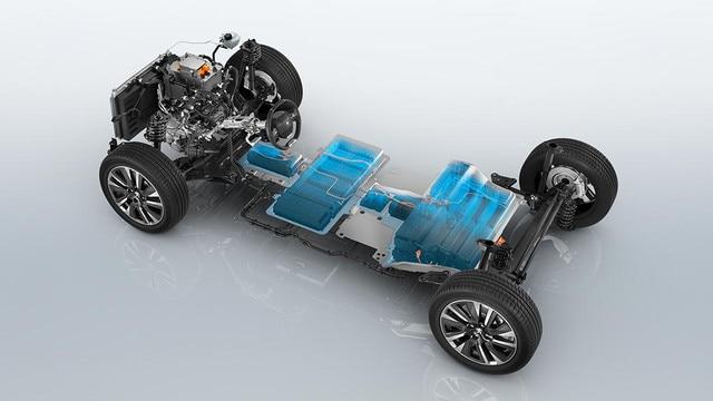 De nieuwe elektrische SUV PEUGEOT e-2008: elektrische aandrijflijn