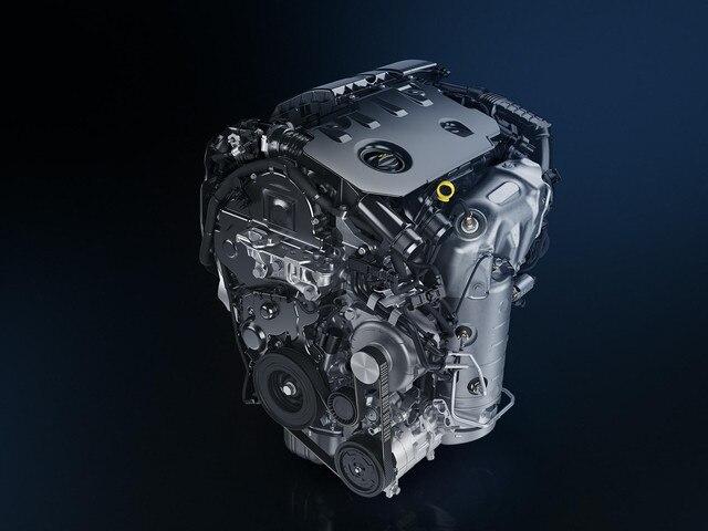 Nieuwe PEUGEOT Rifter – BlueHDi 100-motor