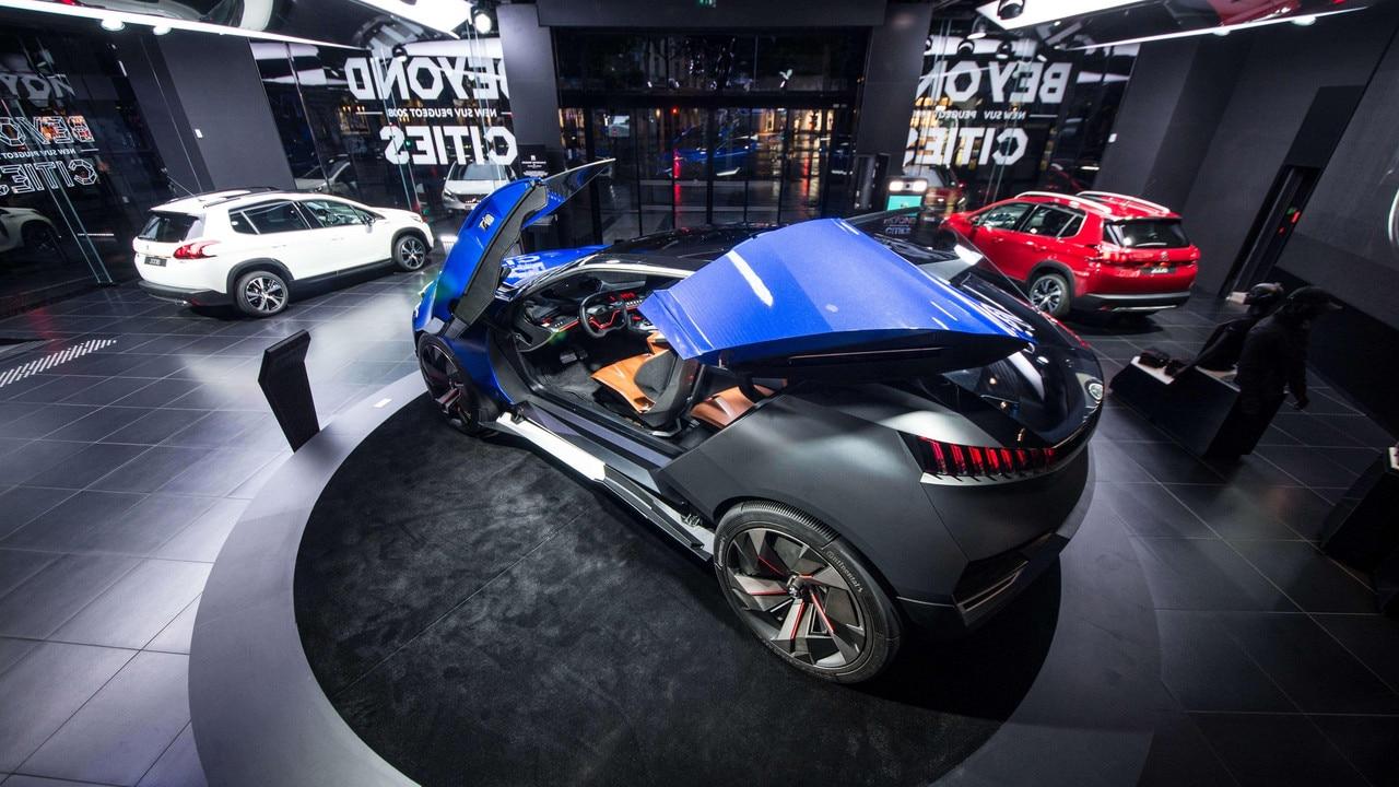De wereld van het merk Peugeot - Tentoonstelling