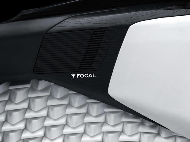 Peugeot Fractal - FLAX-technologie FOCAL®