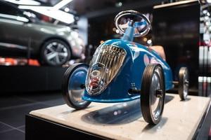 De wereld van het merk Peugeot - Voor de kinderen
