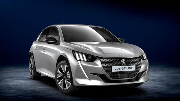 Nieuwe Peugeot 208 GT-Line  - Private Lease