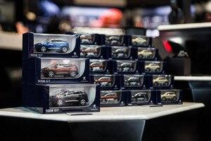 De wereld van het merk Peugeot - Miniatuurauto's