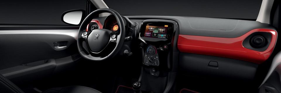 Peugeot 108 - Cockpit