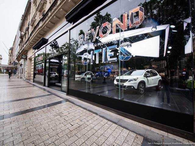 De wereld van het merk Peugeot - De Brand Room