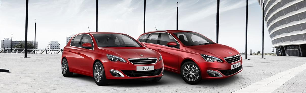 Peugeot 308 - SW - Pack Reference