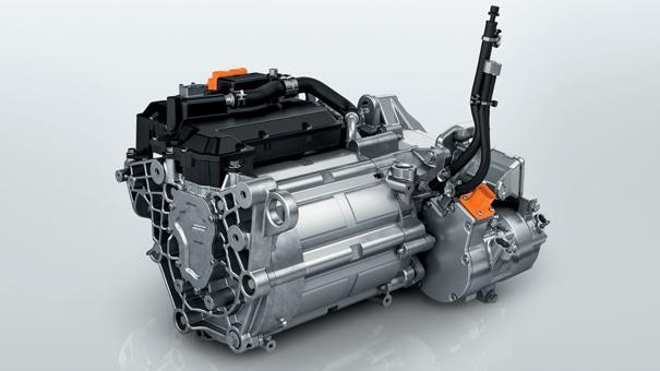 Nieuwe Peugeot e-208 - Elektromotor