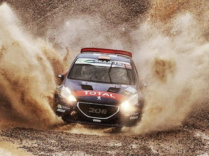 Peugeot Sport - Peugeot 208 Rally Cup
