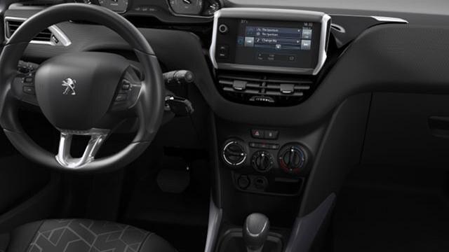 Peugeot 2008 SUV Active - interieur