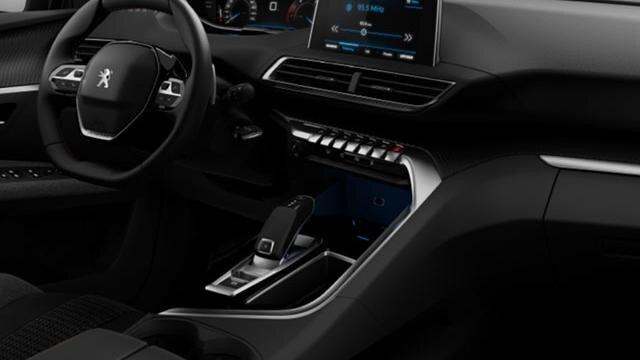 Peugeot 3008 SUV Active - interieur