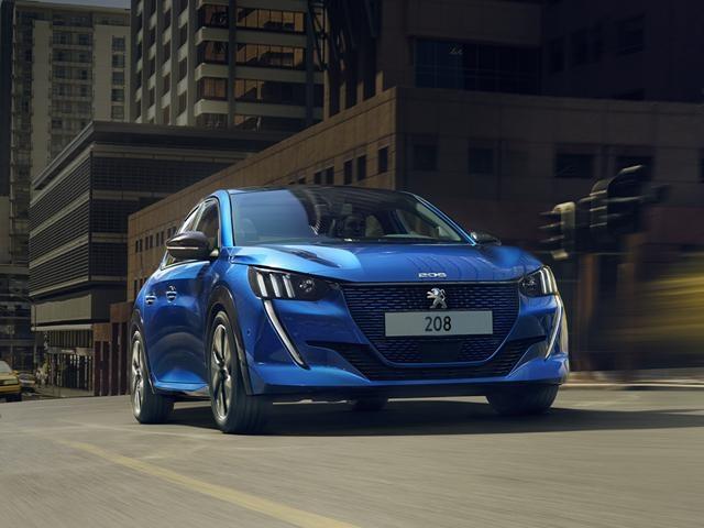 Nieuwe Peugeot 208
