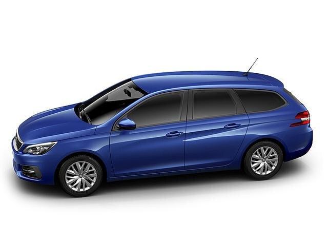 Peugeot 308 SW - Blue Lease