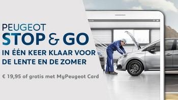 Peugeot Stop & Go - LenteCheck