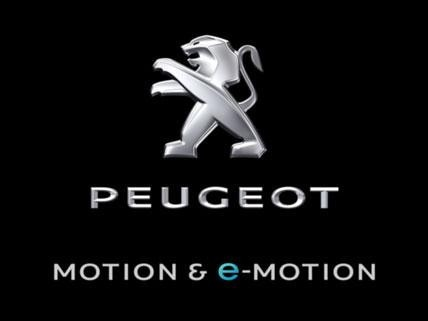 Nieuwe Peugeot merksignatuur: MOTION & e-MOTION